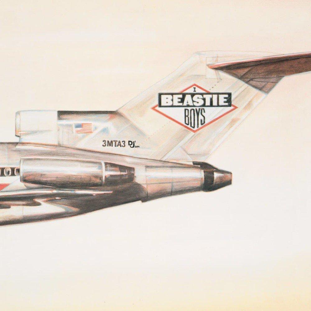 Beastie Boys – License to Ill