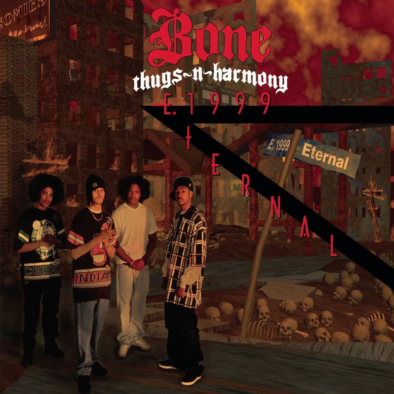 Bone Thugs – E. 1999 Eternal Album Cover