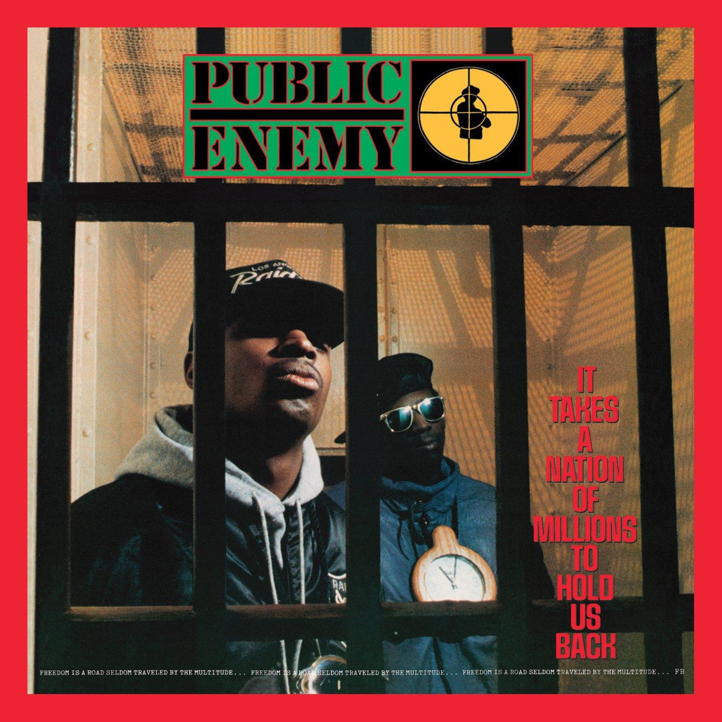 Public Enemy – It Takes a Nation