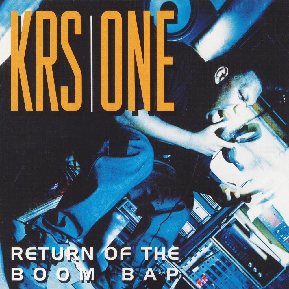 KRS-One – Return of the Boom Bap