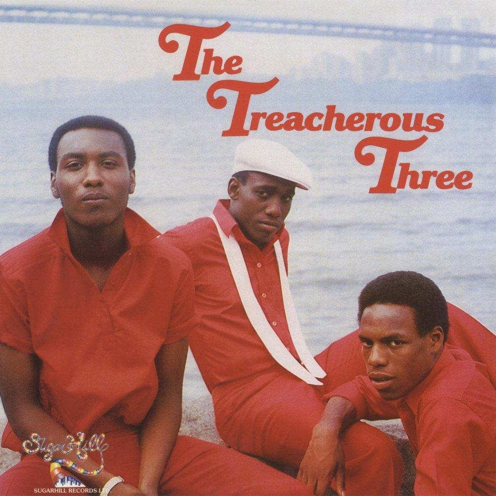 Treacherous_Three_AlbumCover